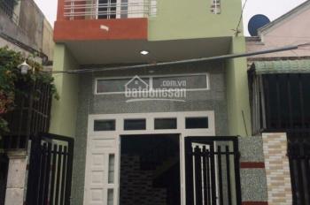 Cần bán căn nhà 1 trệt 1 lầu, Đường Nguyễn Văn Quá, Phường Đông Hưng Thuận, Quận 12