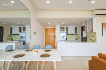 Masteri Thảo Điền 2PN 70m2 view sông Sài Gòn full nội thất mới 14tr/tháng bao PQL - 0936122696