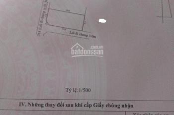 Bán đất góc 2 mặt tiền kiệt oto Minh Mạng - Nam Giao diện tích 7,1x16m, công nhận đủ 112,7m2