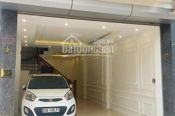 Bán nhà mặt ngõ 34 Vĩnh Tuy, Hai Bà Trưng, 40m2 x 6 tầng xây mới lô góc kinh doanh khủng, giá 6 tỷ