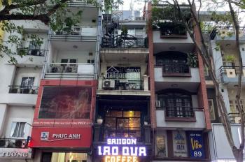 Cho thuê nhà góc 2 mặt tiền ngang 8m, Trần Hưng Đạo - Đề Thám, P. Cầu Ông Lãnh, Q1 giá 170tr