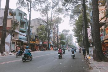 Bán tháo nhà 4 lầu mặt tiền Nguyễn Chí Thanh, DT: 4.05x16m, quận 5, giá rẻ nhất con đường