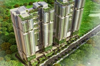 Chỉ 2.35 tỷ sở hữu ngay căn hộ 74m2, 2PN, 2WC, 2 ban công, chung cư Five Star, số 2 Kim Giang