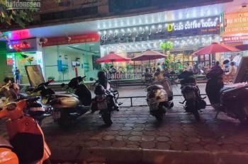 Cho thuê nhà tại phố Trần Đăng Ninh, mặt tiền: 4m, giá thuê: 40 triệu/tháng. LH: 0386221757