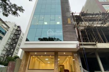 Cho thuê nhà phố Mễ Trì Hạ, Quận Nam Từ Liêm. DT 100m 7 nổi 1 hầm, MT 6m thông sàn, thang máy 70tr