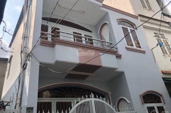 Nhà hẻm 3m Hậu Giang, 33m2, 1 trệt 1 lầu, 2 phòng ngủ