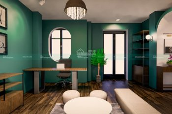 Sàn văn phòng 200m2 cho 20-30 người Full nội thất thiết kế - Giá 35 triệu/tháng
