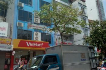 Cho thuê nhà mặt phố Nguyễn Khang, 92m2 x 4 tầng, MT: 5m, giá: 49 triệu/tháng