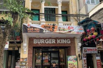 Cho thuê nhà mặt phố Phan Kế Bính: 50m2 x 5 tầng, mặt tiền 5m, nhà mới, riêng biệt. LH: 0974557067