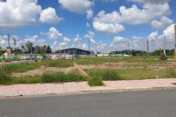 Bán đất nằm ngay mặt tiền Quốc lộ 50, giá 800tr/ nền