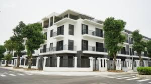 Bán gấp shophouse The Eden Rose Thanh Trì 100m2, 4 tầng hoàn thiện nội thất, KD luôn LH 0903260216