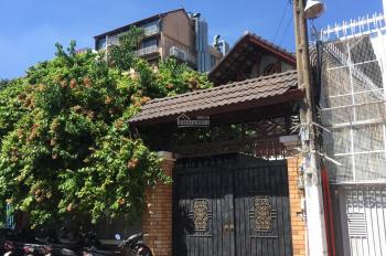 Bán nhà đất xây kiểu biệt thự, văn phòng, căn hộ. Khu Bàu Cát, P. 14, Q. TB, DT 20x20m giá 56 tỷ