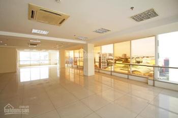 Cho thuê sàn trống suốt 280m2 ngay tòa nhà VP Lê Trung Nghĩa. Giá 303k/m2