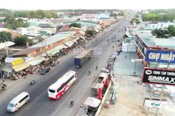 Chính chủ cần bán gấp lô đất mặt tiền đường ĐT 741 ngay (QL14), đối diện chợ Nhật Huy