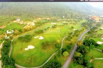 Bán đất biệt thự sân golf Tam Đảo khu nghỉ dưỡng quá đẹp, giá 5,x triệu/m2. LH: 0968624722