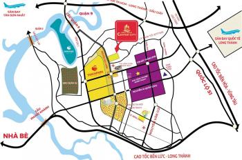 Bán đất nền mặt tiền đường Nguyễn Hữu Cảnh, ngân hàng MB cho vay 60% trong 20 năm, 0934296601 Dũng