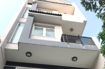 Bán nhà tặng full nội thất, DT 3,8x10, MT 10m kinh doanh đường Tân Kỳ Tân Quý, Bình Tân
