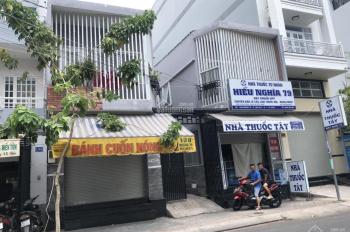 Bán nhà mặt tiền đường Số 79, P Tân Quy, Quận 7, DT 10 x 19m, đang cho thuê 50tr/th