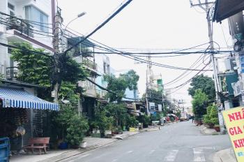 Bán nhà mặt tiền chợ ngay Nguyễn Súy, DT: 5.1x19m cấp 4 giá 7.9 tỷ Q. Tân Phú