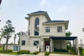 Hàng Hot đơn lập góc kiểu Pháp SwanBay Marina Villas (zone 8), Đảo Đại Phước. giá 11 tỷ bao full