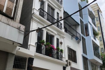 Bán nhà phố Thọ Lão 55m2, 6.5 tầng, MT 7.3, thang máy, ga ra ô tô, kinh doanh tốt, 12.8 tỷ