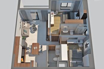 Cần sang nhượng căn góc 57.75m2 2PN 2WC Bcons Garden tầng 20 view trực diện hồ bơi giá cực tốt