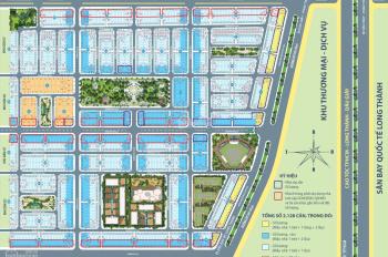 Century City - mở bán GĐ 1 vị trí cực đẹp, lô góc đối diện công viên 2ha, giá từ 17tr/m2, ck 15 chỉ