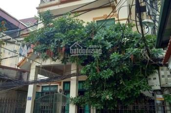Bán nhà kiểu biệt thự 3 tầng Phú Thượng, Tây Hồ, Hà Nội. DT 110m2, MT 7,7m giá 53 tr/m2