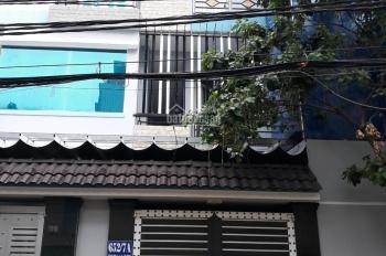 Bán nhà mặt tiền Thích Quảng Đức, P.4, Phú Nhuận, DT 4.5*16m giá 15,8tỷ thương lượng LH: 0902540735