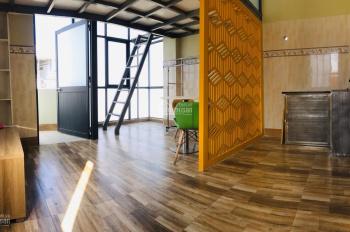 Cho thuê phòng trọ mới xây Phước Long B, đầy đủ nội thất, có ban công LH 0944979686