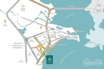 Căn hộ biển nghỉ dưỡng Quy Nhơn Melody - view biển trực diện giá từ 29tr/m2. LH 0919773528