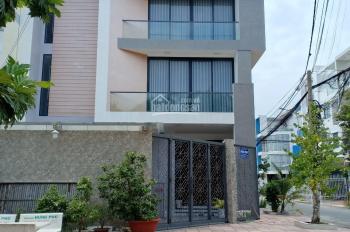 Bán căn biệt thự góc 2 mặt tiền 1 trệt 2 lầu Đường 47m khu dân cư Long Thịnh - giá 17 tỷ