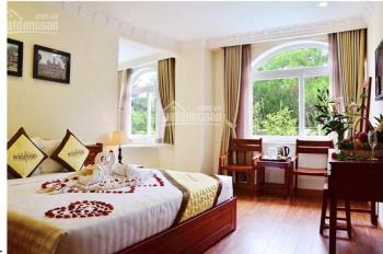 Bán khách sạn 86 phòng mặt tiền đường Trần Hưng Đạo, 8250m2