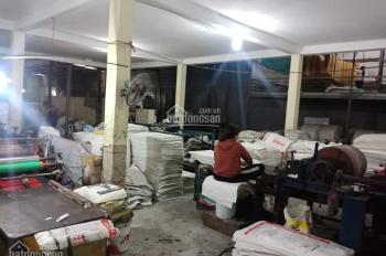 Bán nhà xưởng 2 tầng đường Ngọc Hồi, Thanh Trì, DT 3.136đ, MT 35m, giá 29 tỷ. 0966689338