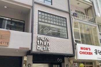 Bán nhà MT phường Tân Định, quận 1. DT: 4x13m 4 tầng trước cho thuê 60tr/th, giá chỉ: 14 tỷ