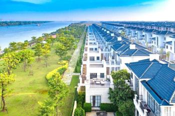 Bán dinh thự Zone 4, Swan Bay, DT 18x30m, view sông trực diện, giá 21 tỷ thương lượng