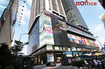 Cho thuê văn phòng hạng A tại toà nhà Discovery Complex - Cầu Giấy 80m2, 130m2, 200m2, 500m2