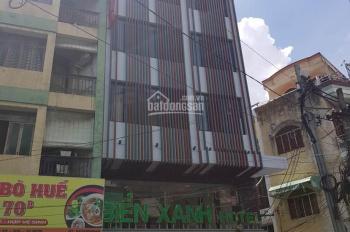 Bán nhà mặt tiền đường Trần Nhân Tôn, P2, Q10, 7,5x15m, lửng 3 lầu ST. Gía chỉ 37 tỷ TL