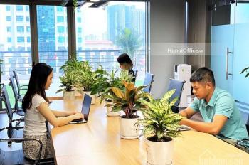 Quận Hà Đông: Cho thuê văn phòng, chỗ ngồi làm việc siêu đẹp tại 131 Trần Phú - LH 0904.388.909
