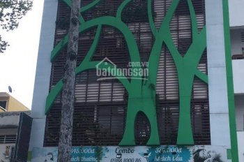 Cho thuê nhà mặt tiền Lê Hồng Phong, Quận 5 - DT 10mx20m trệt, 5 lầu thang máy giá 220 tr/th TL
