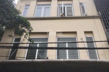 Bán nhà mặt phố Văn Cao, 108m2 MT 6m, xây dựng 6 tầng có thang máy