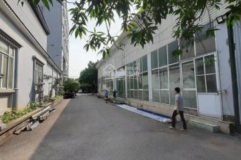 Cho thuê xưởng 600m2 tại Biên Giang, điện 3 pha, container đỗ cửa. LH 0984735534