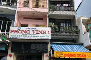 Bán nhà mặt tiền Nguyễn Chánh Sắt, P13, Q. Tân Bình (4,2mx22m) 1 trệt 3 lầu kiên cố vị trí rất đẹp