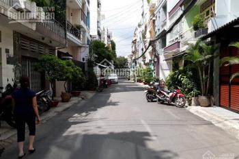 Đường nhựa 6m Nguyễn Công Hoan, P7, PN, DT: 75m2 (4x19,5m) - trệt 3 lầu, chỉ 7,5 tỷ. 0933406680