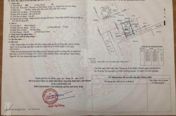 Bán nhà 1 trệt 1 lầu ngay chợ Vườn Lài vào 80m giá 3.88 tỷ