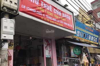 Cho thuê nhà chính chủ mặt phố chợ Phùng Khoang, vỉa hè 2,5m. Kinh doanh cực tốt