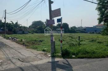 Cần bán đất 2 mặt tiền Tân Hiệp 17, Hóc Môn, 8mx25m, đường 8m, SHR CC