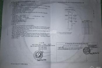 Bán Nhà Mặt Tiền Kinh Doanh - Đoạn Quách Điêu - Nữ Dân Công - Vĩnh Lộc A - Bình Chánh Thổ Cư 100%