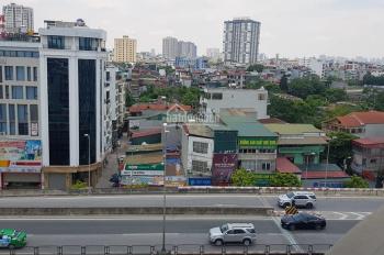 Bán tòa nhà 9 tầng thang máy, MP Nguyễn Xiển, vỉa hè 5m, cho thuê 80tr/tháng