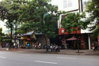 Mặt phố Hoàng Quốc Việt, 82m2, 6 tầng, MT 5.6m, lô góc, 18.3 tỷ, kinh doanh siêu đỉnh
